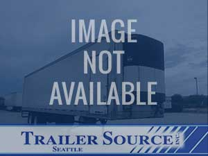 2009 Great Dane 28 ft Dry Van Trailer - Roll up Door, Spring, Liftgate, Single Axle, Fixed Axle